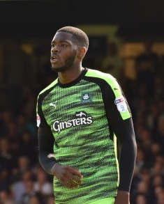 Nathan Blissett was a handful for Southend