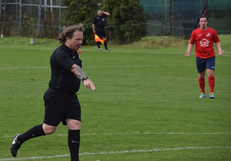 ...as referee Ron Jeremy awards the penalty.