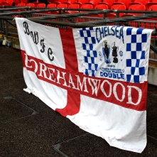 Everyone loves a flag. Not sure about a multi-club flag though...