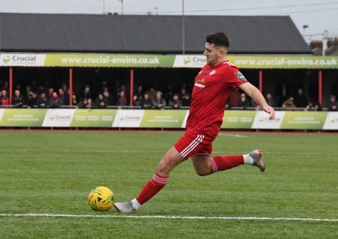 Ollie Pearce steps up