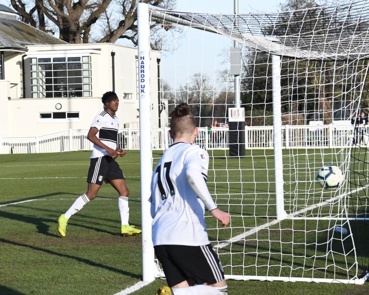 Fulham go 2-0 ahead
