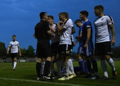 Salisbury players are confusingly incensed