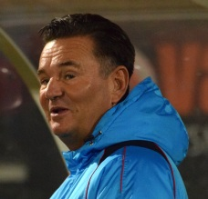 Paul Doswell is the new boss at Havant