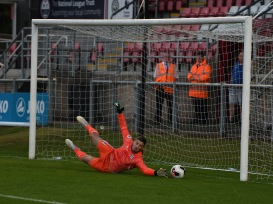 Magnus Norman saves well #3