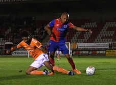 Playing for Braintree Town