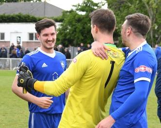 Winning the Play Off pre-Final Final