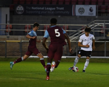 U23s vs West Ham