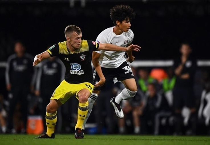 Fulham debut