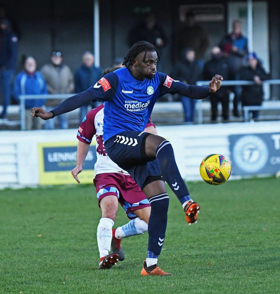 Antone Douglas clears